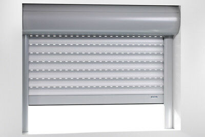  SECURITY ROLLER SHUTTERS OVAL BOX - window or door - made to measure