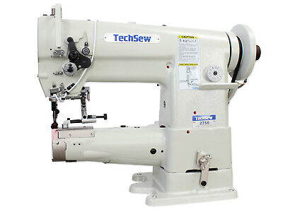 TechSew 2750 PRO Leather Cylinder Walking Foot Industrial Sewing Machine