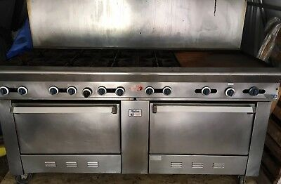 restaurant equipment Stove