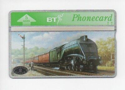 BT Phonecard BTG354, Express Steam (2), The Elizabethan, mint unused