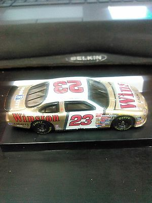 1:64 Scale Nascar #23 Jimmy Spencer Winston Gold 1999 Ford Taurus