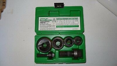 Greenlee Slugbuster 7235BB Knockout Punch Kit Barely Used