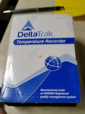 DeltaTrak Temperature Recorder 30 day recorder