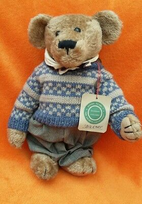 Boyds Bears Teddy Bear Soft Toy The Archive Collection Big Ears
