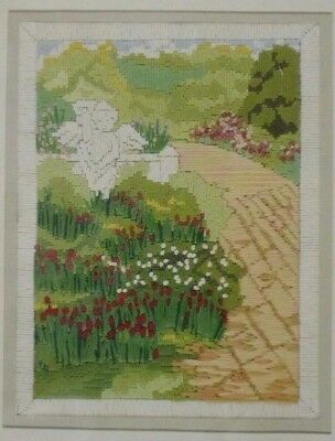 Anchor Long Stitch In Tapestry Cotton Kit #3377-0004  Cherub's Walk - Unused Kit