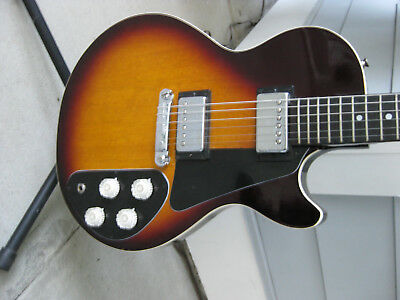 Vintage Kent LP style Electric Guitar. Very Nice Condition!!