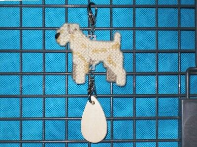 Lakeland Terrier #1 dog crate tag or hang anywhere handmade pet ornament sign