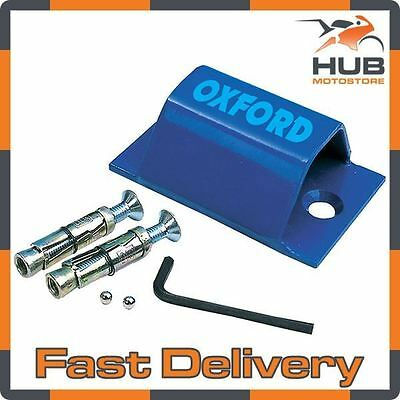 Oxford OF439 Motorbike Motorcycle High Security Brute Force Ground Anchor