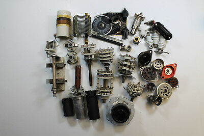 *Reduced to Clear* Various Retro Radio Building and Repair Parts