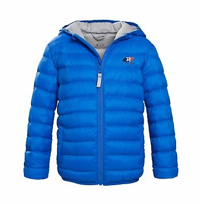 Kids Boys Ultra Light Hooded Premium Packable Winter Puffer Down Coat Jacket