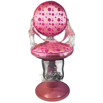 Our Generation Battat Hair Salon Chair ONLY for 18 inch Doll and American Girl