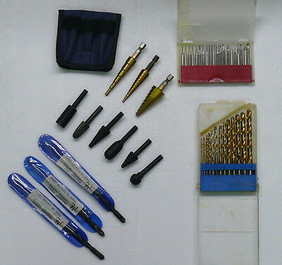 Drill Assortment > 5 Assorted Drill Sets