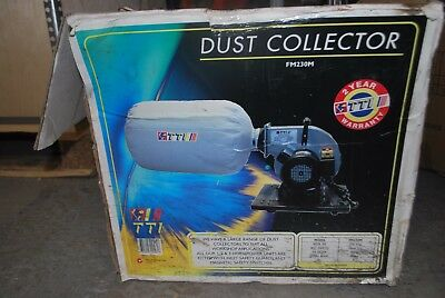 Total Tools Dust Collector 750W FM230M - New in box
