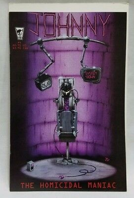 Johnny The Homicidal Maniac (1995) #4-LATER 8.0