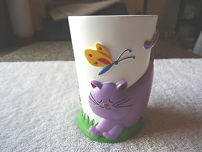 """Showroom Sample Ceramic ? Fat Cat Cup """" BEAUTIFUL COLLECTIBLE USEABLE ITEM """""""