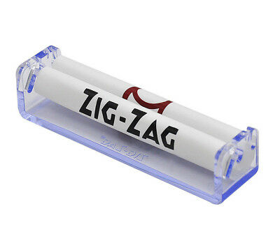 1 X ZIG-ZAG Tobacco Roller Cigarette Rolling Machine Hand Roller For 110MM Paper