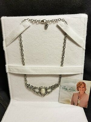 Carolyn Pollack Sterling Jewelry Necklace