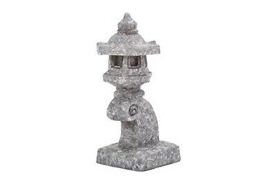 Miniature Dollhouse FAIRY GARDEN - Zen Stone Lantern - Accessories