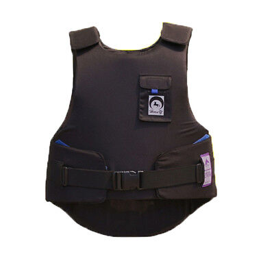 Horse Riding Body Protector Equestrian Eventer Safety Vest Adults Size NW