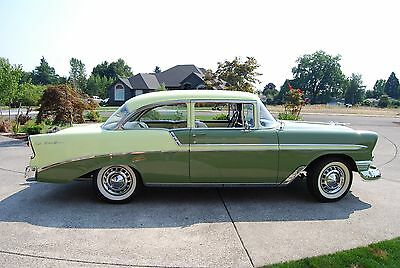 1956 Chevrolet Bel Air/150/210  56 chevrolet Super nice in excellant condition