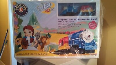 Lionel Little Lines Wizard Of Oz  Playset  G Scale  - 7011440000