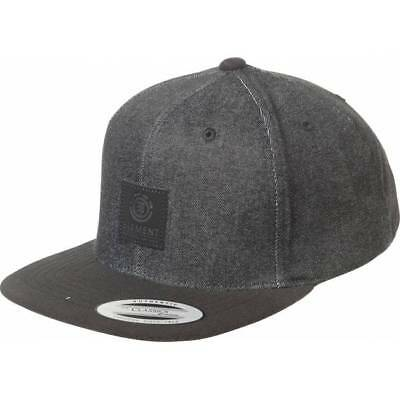 Casquette Element State all black