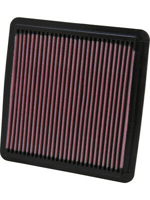 K&N Panel Air Filter [ref Ryco A1527] FOR SUBARU FORESTER SJ (33-2304)