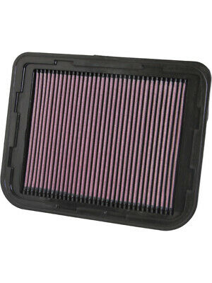 K&N Panel Air Filter [ref Ryco A1553] FOR FORD FALCON FG (33-2950)