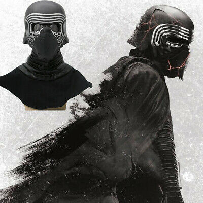 XCOSER Star Wars Kylo Ren Neck Seal Scarf Guard Set Neck Protector Movie COSplay