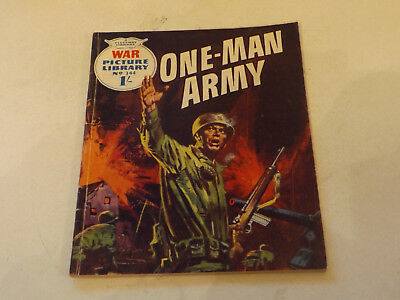 WAR PICTURE LIBRARY NO 344!,dated 1966!,V GOOD for age,great 51!YEAR OLD issue.