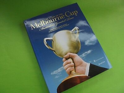THE STORY OF THE MELBOURNE CUP AUSTRALIA'S GREATEST RACE LIKE NEW 1st HC DJ
