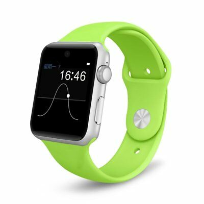 DM 09 Reloj inteligente de Pantalla HD Para Andriod y iOS Smart watch Verde NEW