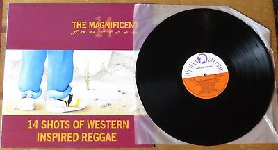 The Magnificent Fourteen: 14 Shots Of Western Inspired Reggae - LP