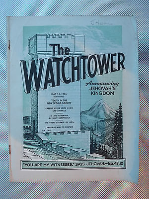 The Watchtower September 15 1980