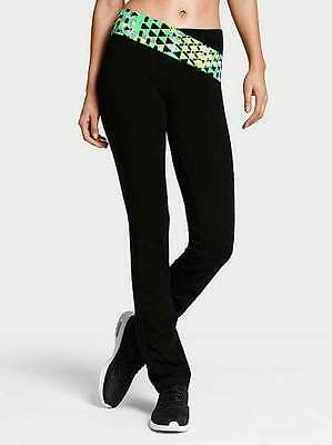 Pantalon sport slim bootcut croisé Everywhere victoria's secret taille S