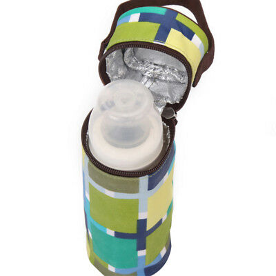 Thermal Baby Feeding Insulate Bottle Bag Milk Cup Warmer Cover Children Cushion