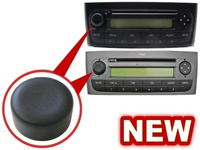 Radio Blaupunkt Cd Mp3 Volume Knob Switch Fiat Grande Punto Fiorino Qubo Linea