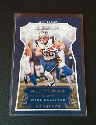 Danny Amendola Patriots #97 Panini 2016 NFL Football Trading Card