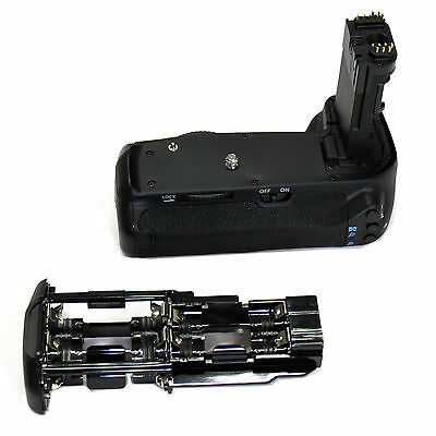 Battery Grip E14 Power Hand Holder for Canon EOS 70D Digital as BG-E14 2x Holder