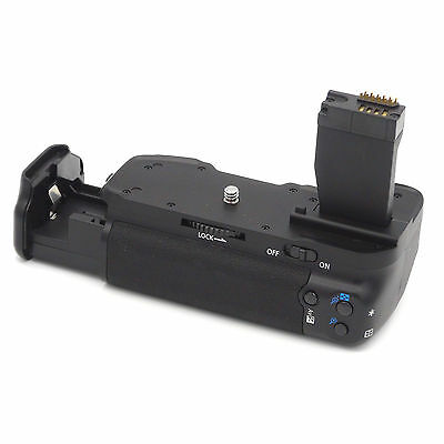 E18 Battery Grip Power Hand Holder x Canon 750D 760D T6i T6s X8i 8000D