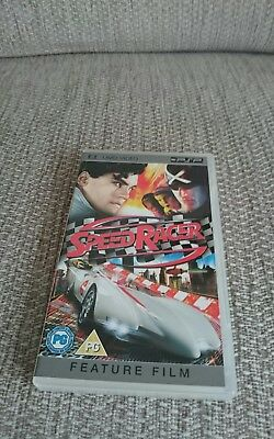 Speed Racer -*- Psp -*- Umd -*-