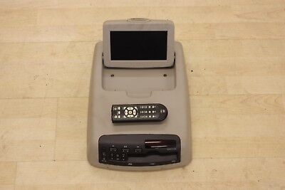 Ford Focus C-Max Roof Dvd Player With Remote 4M5J-10E947-Ac 1359479 2003 - 2008