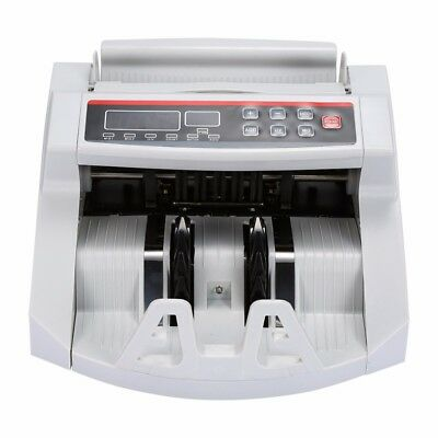 2108 Digital Display Money Counter for EURO US DOLLAR Bill Cash Counting machine