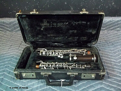 Lesher Oboe with Case