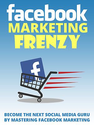 Facebook Marketing Frenzy with MASTER RESELL RIGHTS