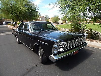 1965 Ford Galaxie 500 1965 Ford Galaxie 500 hardtop 4 door sedan