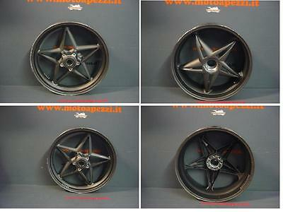 MV AUGUSTA F4 cerchioni anteriore posteriore wheels rims tire MOTOAPEZZI.IT