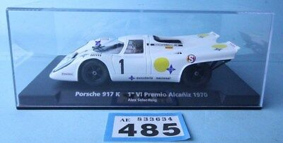 Fly 1:32 Scale 88339 Porsche 917K 1970 Alex Soler Roig Racing Car Boxed #485B