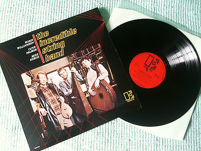 The Incredible String Band -  s/t LP UK 1967 Mono repress  EX+/EX+