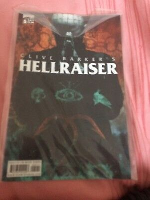 Hellraiser Comic-Clive barker (Number 5) used. Uk customers only